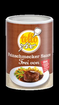 tellofix feinschmecker sauce frei von