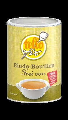 tellofix Rinds-Bouillon Frei von