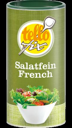 tellofix Salatfein French