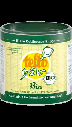 tellofix Classic Bio Klare Delikatess-Suppe