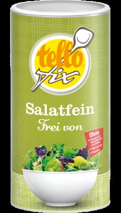 tellofix Salatfein Frei von