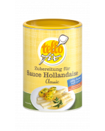 tellofix Zubereitung für Sauce Hollandaise